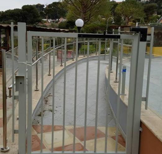 Ferronnier pour portails et clôtures en fer à Nice, Beaulieu-sur-Mer, Villefranche-sur-Mer